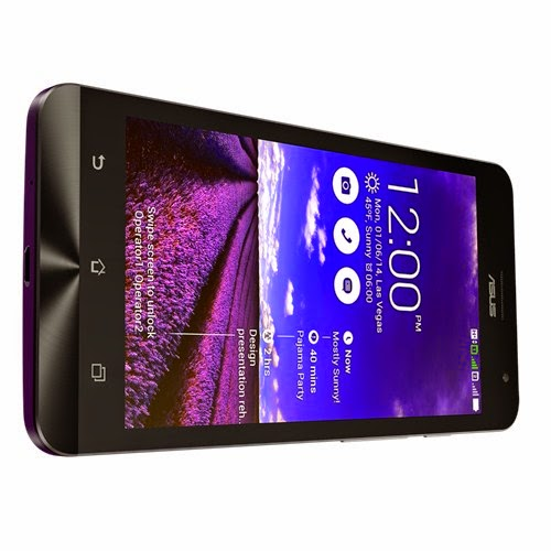 Gallery (Photo Collection) ASUS Zenfone 5 Purple