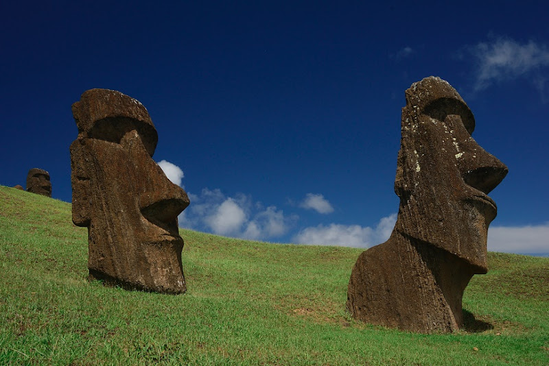 'Making Monuments on Rapa Nui' at Manchester Museum