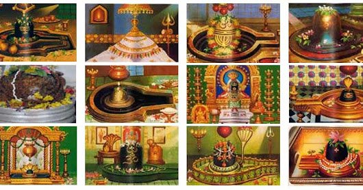12 JYOTIRLINGAS IN INDIA – TEMPLES OF LORD SHIVA