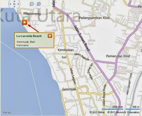La Lucciola Beach Seminyak Bali Location Map,Location Map of La Lucciola Beach Seminyak Bali,La Lucciola Beach Seminyak Bali accommodation destinations attractions hotels map photos pictures restaurants,things to do in seminyak with kids friends family,sights seminyak activities temples beaches