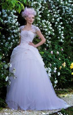 abiti da sposa romantici 2014 Emé di Emé