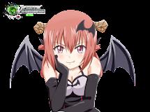 Anime Render: Satania Hyper