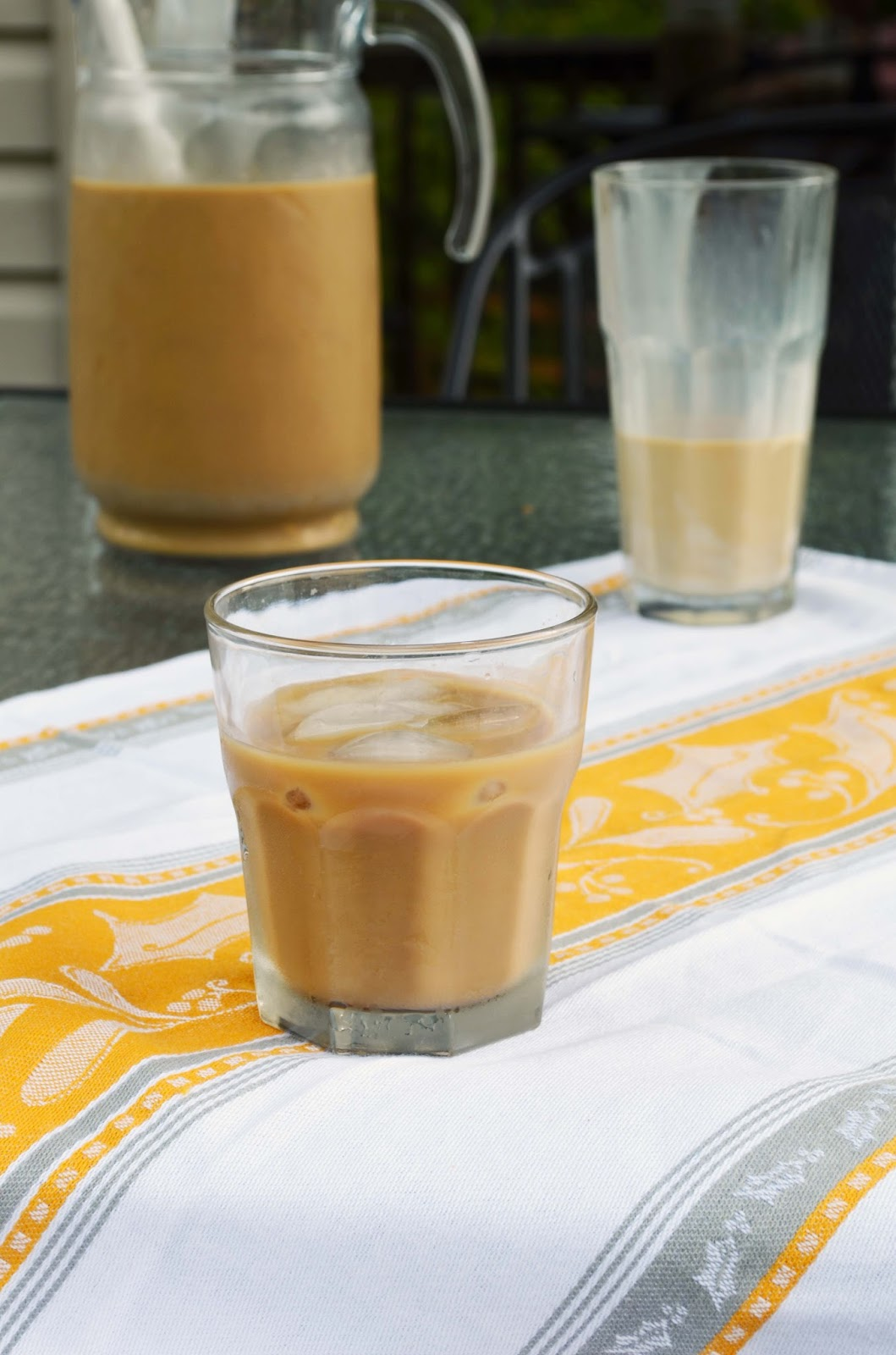 Our Beautiful Mess: Perfect Iced Coffee