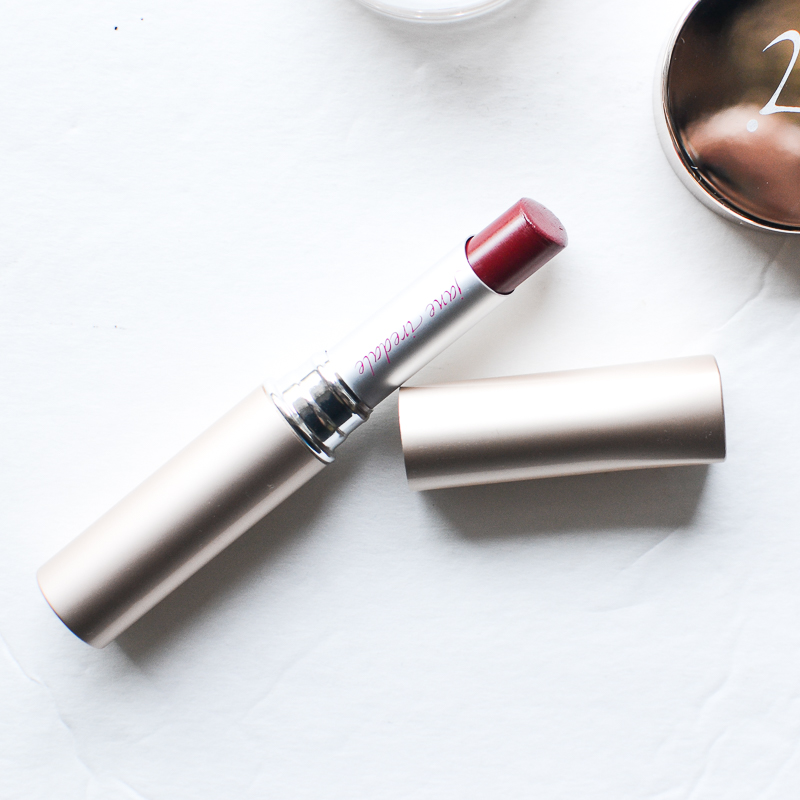 Jane Iredale Fall Makeup 2016 - Puremoist Lipstick Cindy