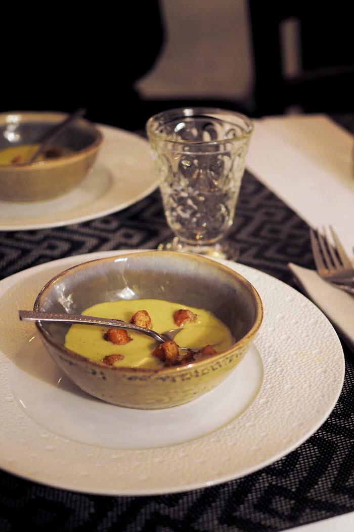 Restaurant Les Trois Marches à Versailles