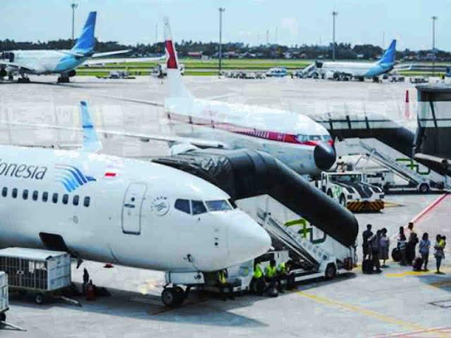 Turunnya Harga Tiket Pesawat Low Cost Carrier Berlaku