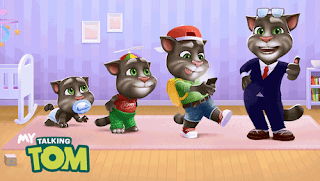 My Talking Tom Mod Apk v5.1.0.292 Unlimited Money Terbaru 2019