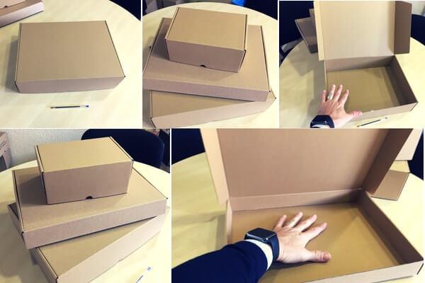 cajas para papelerias