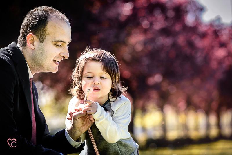 Bambina al matrimonio di Alessia e fabio al  Santuario della Madonna di Celle