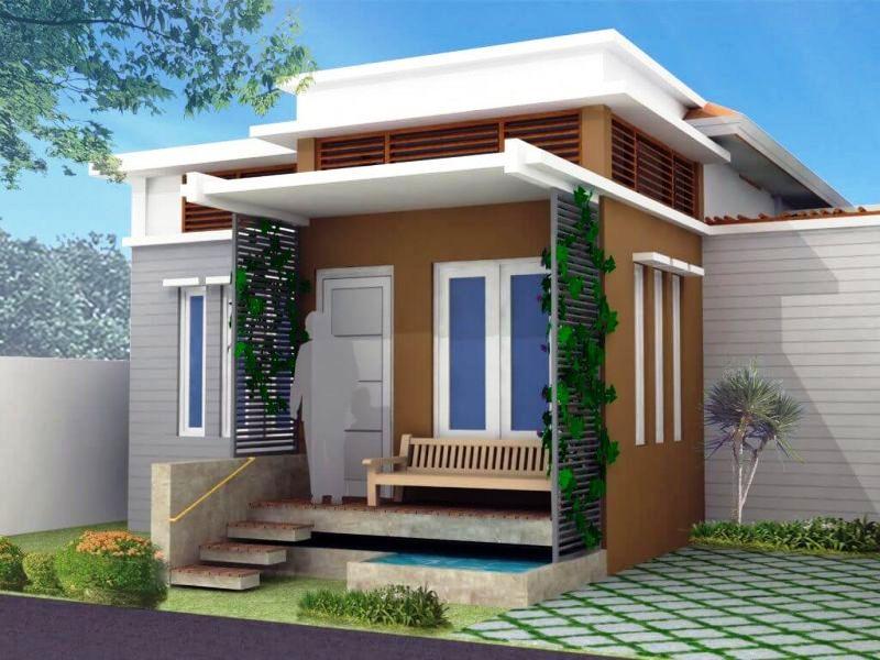 Desain Teras Rumah Minimalis Type 36