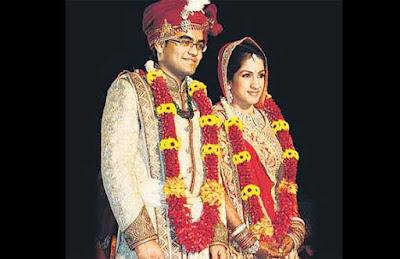 Vivek Biyani dan Tanushri Dhoot