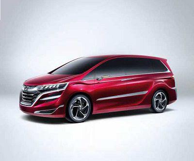 Harga Honda Odyssey 2017