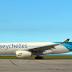 Piloto faz manobra arriscada, evita colisão de aviões e salva 892 pessoas