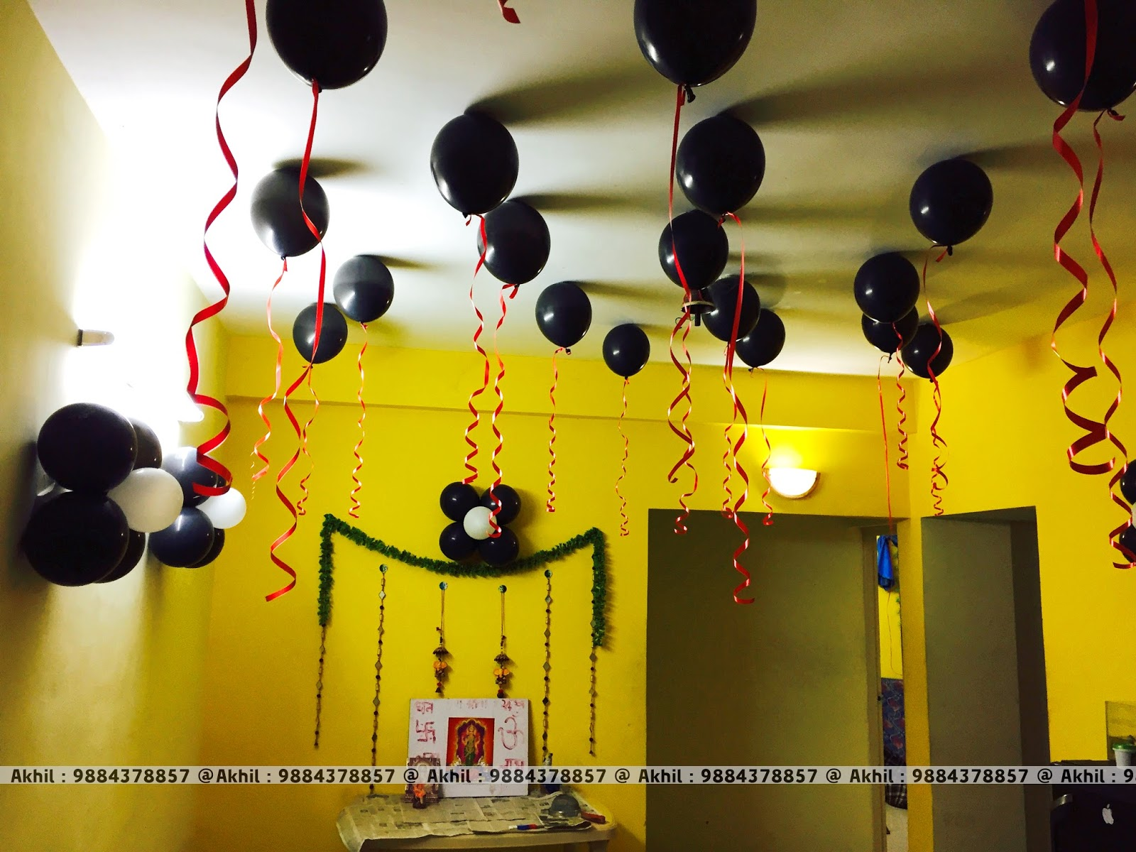 Best Birthday Theme party Decorators in chennai Surprise