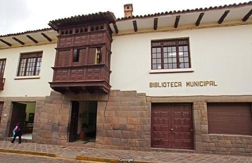 Biblioteca Municipal del Cusco