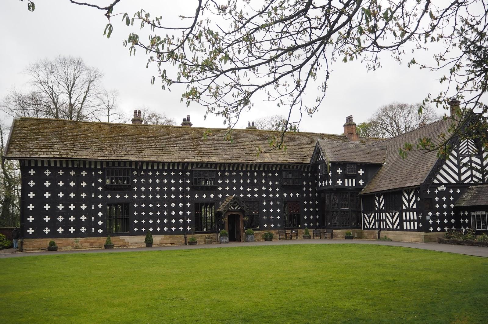 Stirk House Gisburn, Pendle Witch Tours, Samlesbury Hall, Lancashire