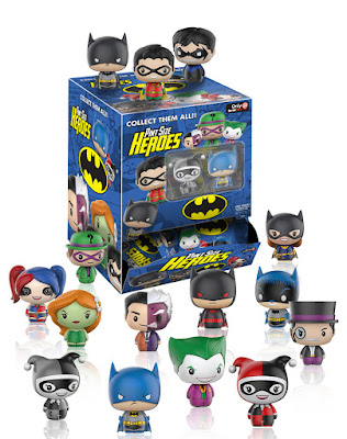GameStop Exclusive DC Comics Batman Pint Size Heroes Blind Bag Series by Funko