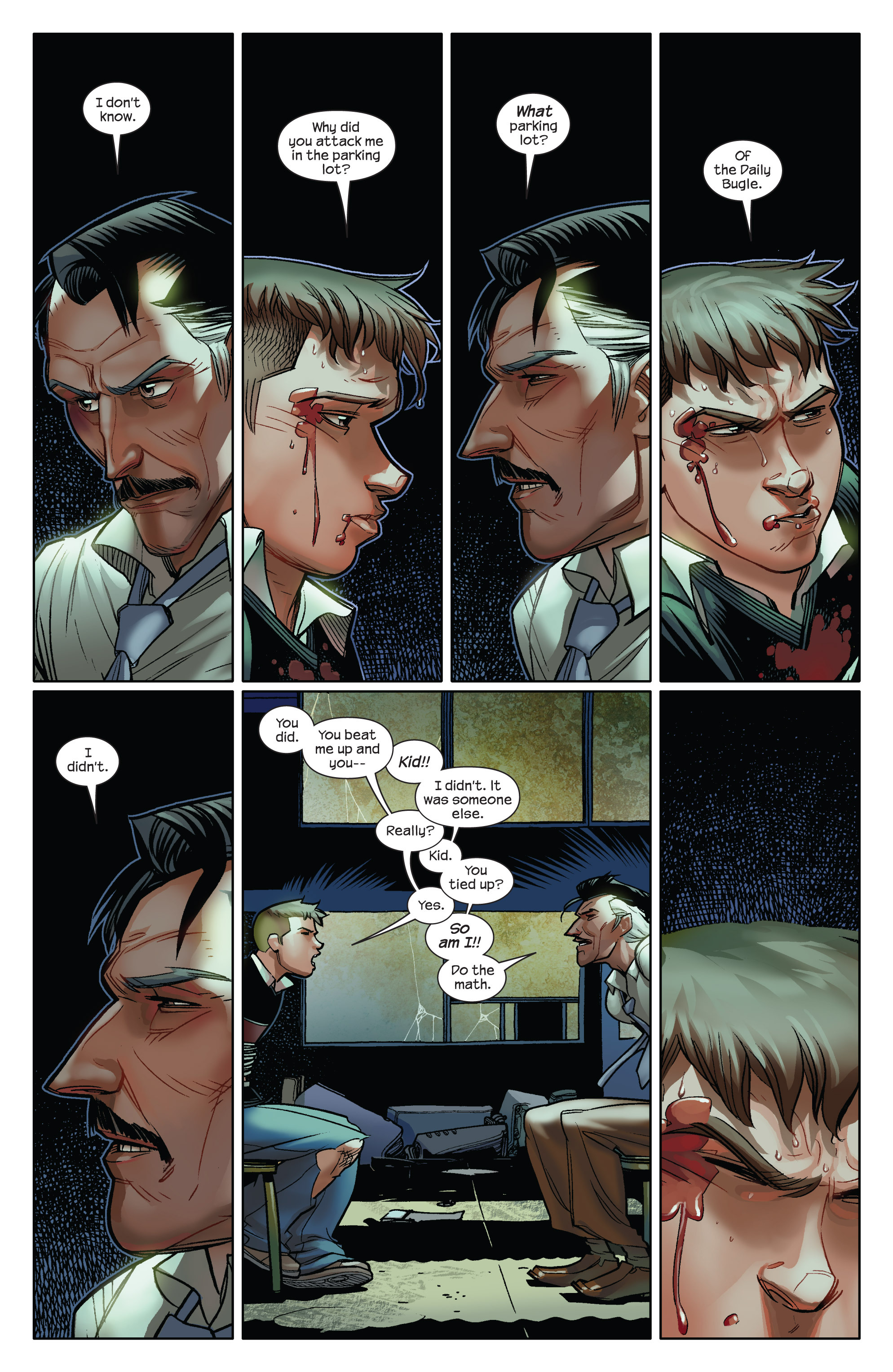 Read online Ultimate Spider-Man (2009) comic -  Issue #13 - 7