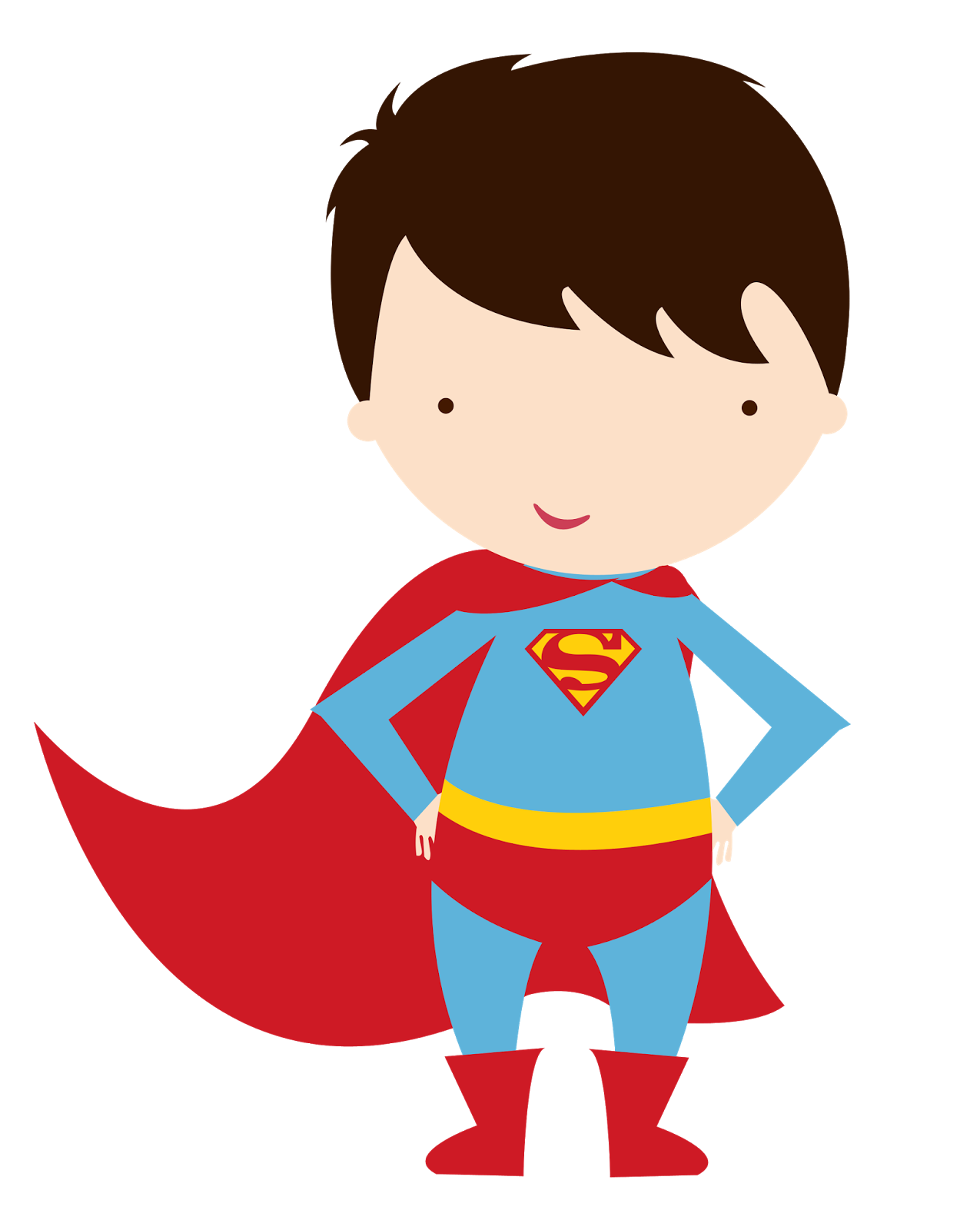 Baby Superheroes Clipart. - Oh My Fiesta! for Geeks