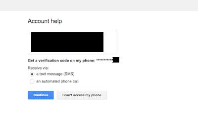 Cara Mengembalikan Akun Gmail Yang Tidak Bisa Dibuka Atau Terkena Hack