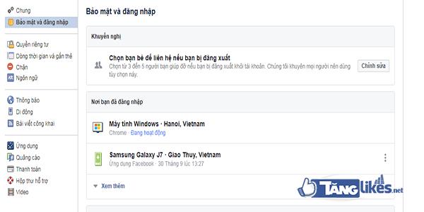 cach thoat facebook tu xa
