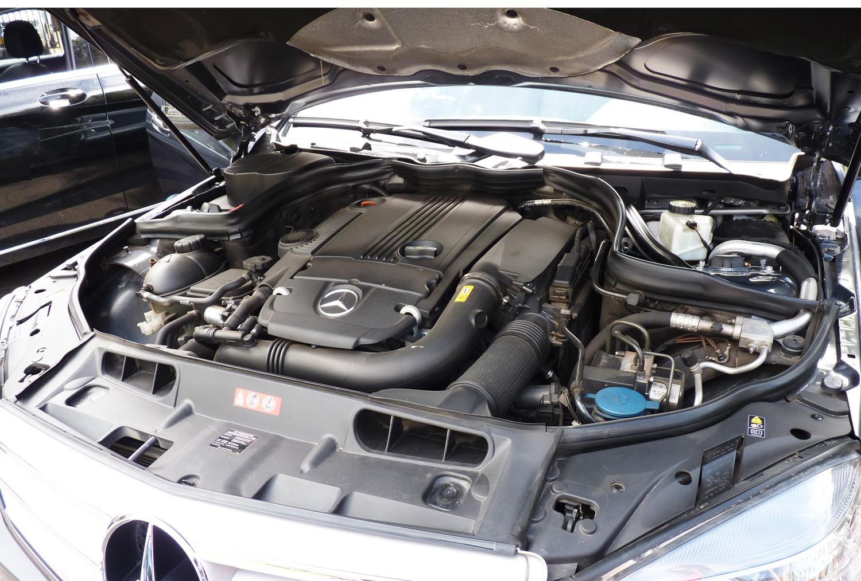 Mercedes Benz Clase C Parte 2 C200 Cgi Blueefficiency W204 Del