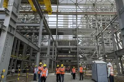 Trabajadores de las plantas de carbón Punta Catalina paralizan sus labores