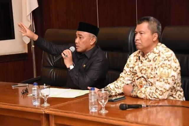 Walikota Pastikan Pembangunan 11 Puskesmas Poned Dapat Terealisasi