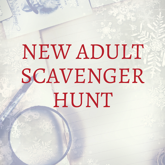 New Adult Scavenger Hunt