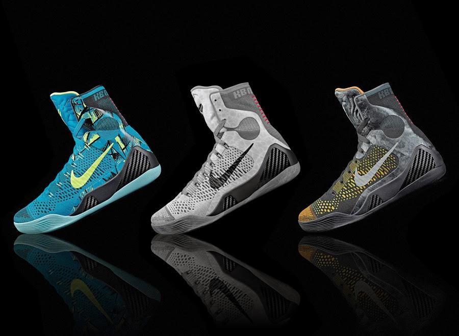 Nike Kobe 9 Elite Low Drawing  f03d76727f