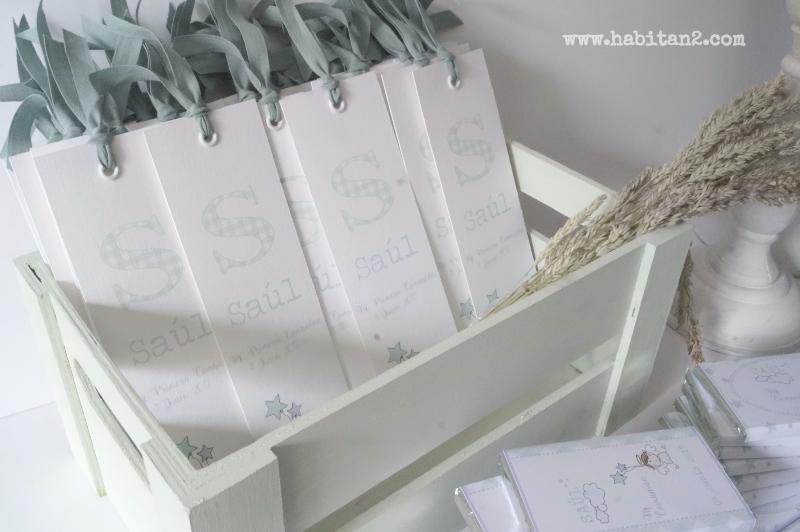Detalles handmade para su comunión by Habitan2 | Eventos con decoración personalizada | Decoración sencilla para comunión | Detalles de invitados hecho a mano, diseño de Habitan2