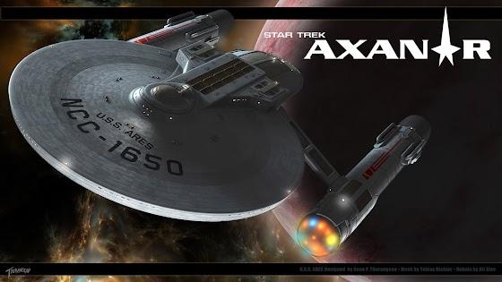 Star Trek Axanar, Prelude To Axanar