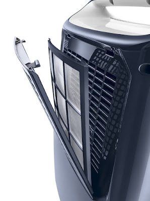 déshumidificateur De'longhi AriaDry DEX 16 purifie l'air