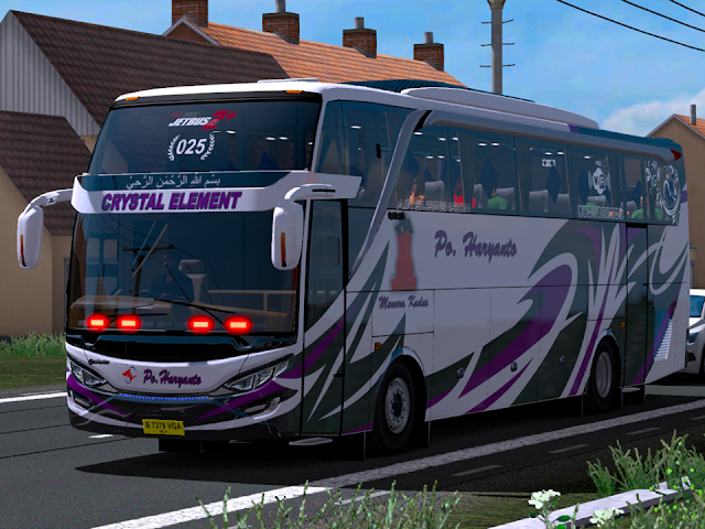 Download Mod ETS2 Bus SHD Ep3 Edit By Armand