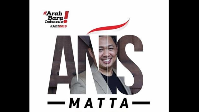 Mencuat Isu Anis Matta Bentuk Partai ABI