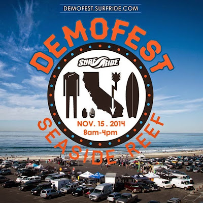 Surf Ride Demofest Seaside Reef
