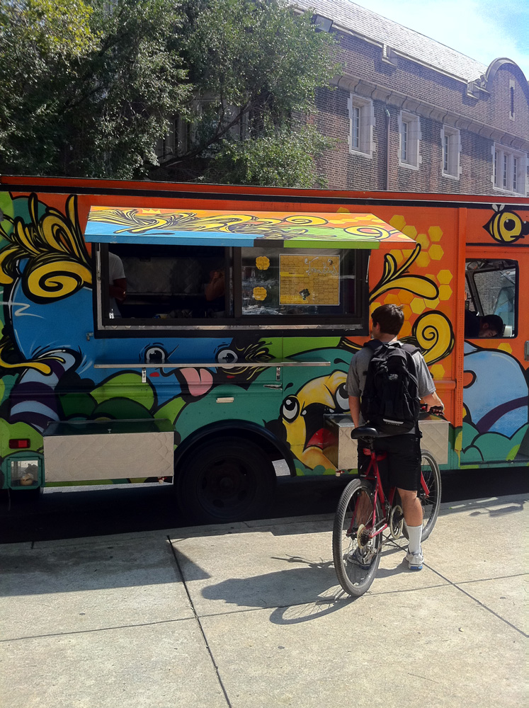 Magic Carpet Food Truck Upenn