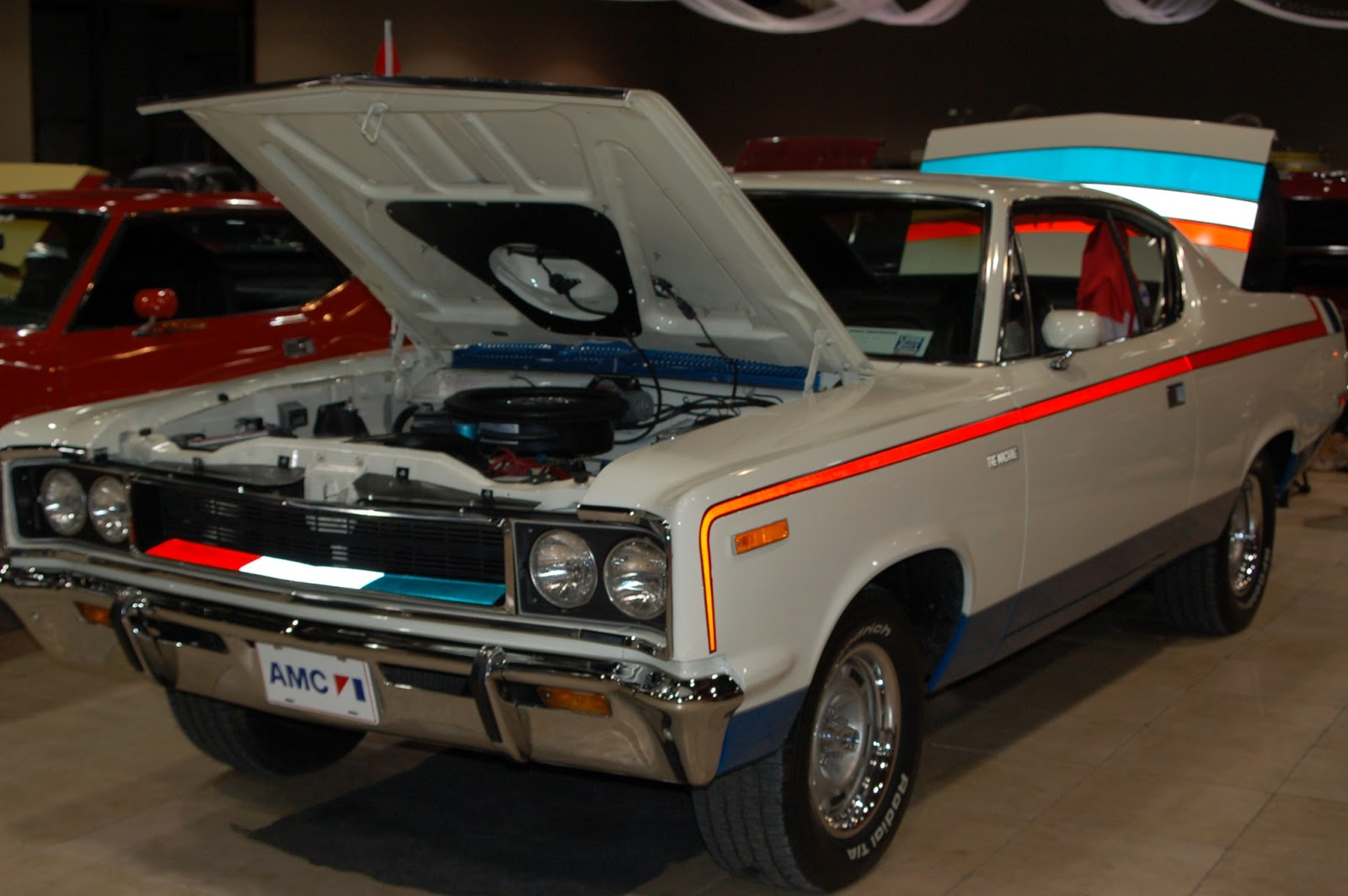 Turnerbudds Car Blog: AMC Muscle