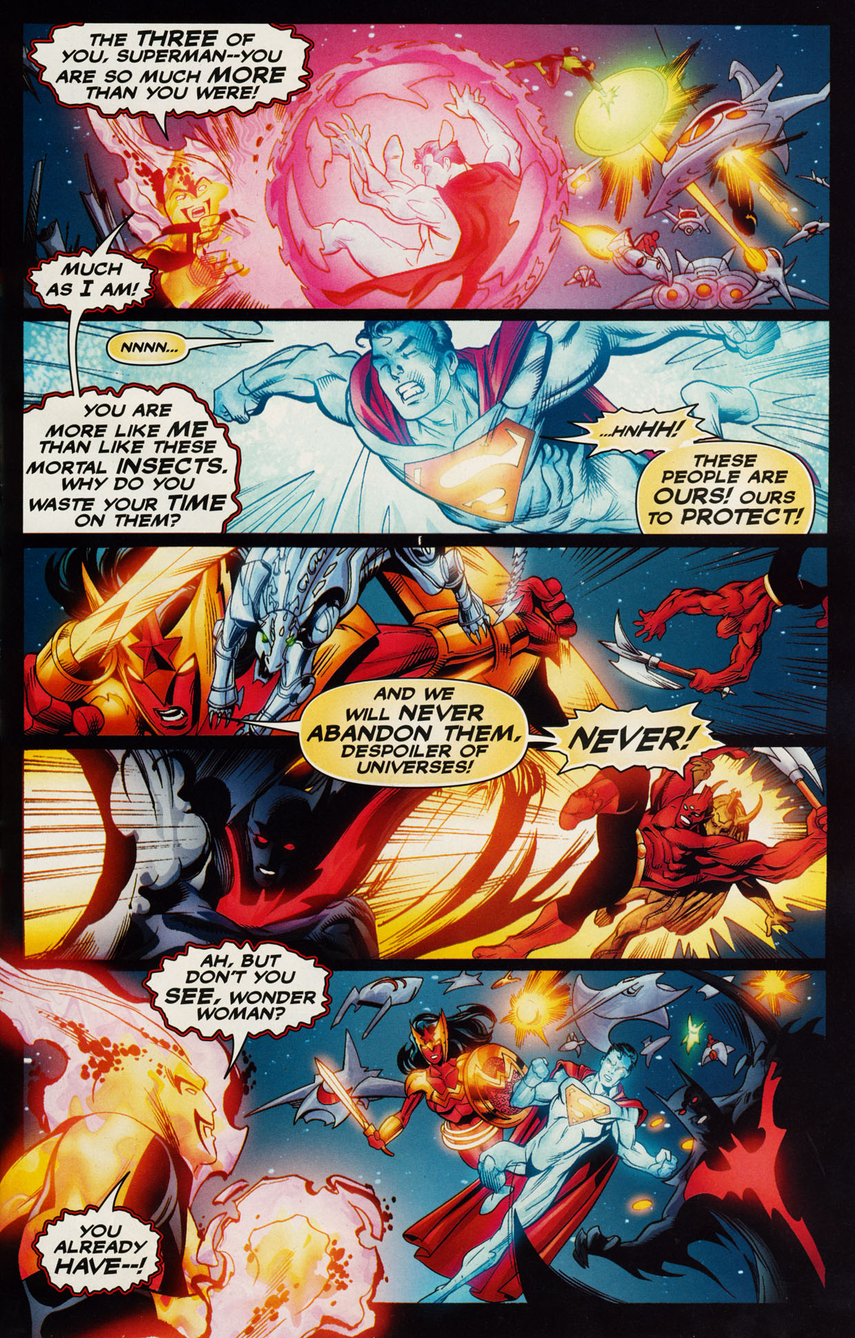 Read online Trinity (2008) comic -  Issue #47 - 8