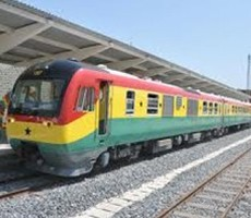 Train crashes man to death at Nkrumah Circle