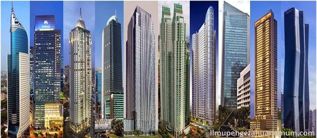 10 Gedung Tertinggi Di Jakarta Indonesia Nnewspot Com