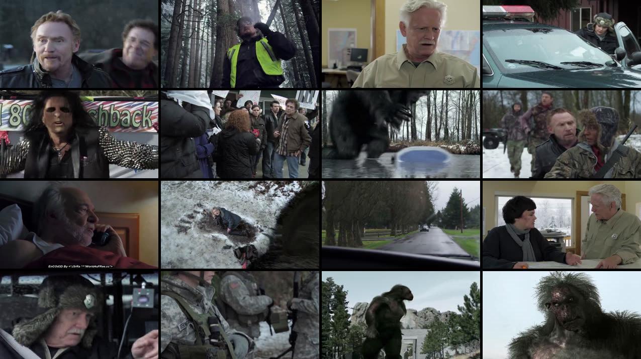 Bigfoot 2012 Hindi Dual Audio 480p BRRip 275MB Screenshot