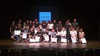 L'Escola de Música del Gironès celebra la primer part del concert de final de curs a l'Espai La Pineda a Sant Gregori