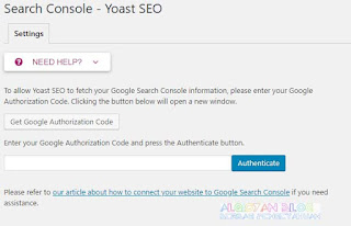 cara setting WordPress SEO by Yoast - gambar 6