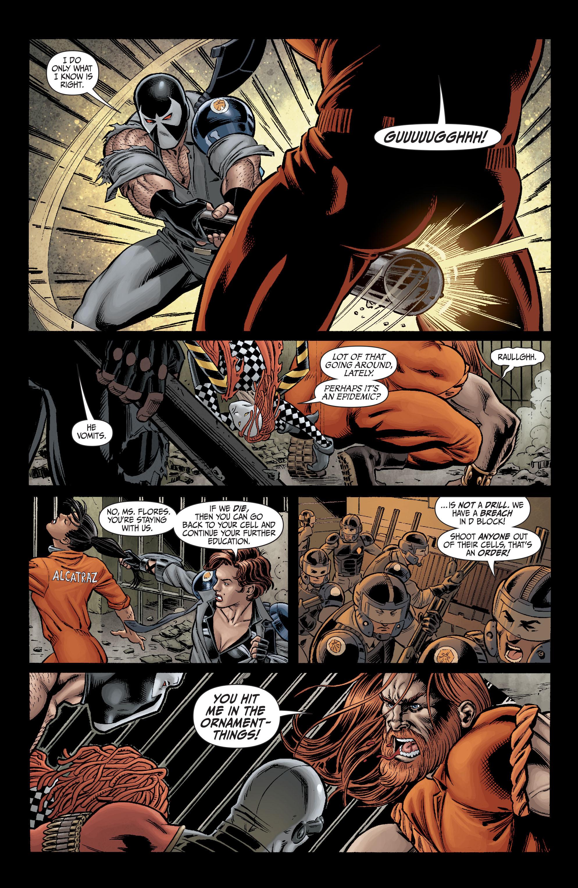 Read online Secret Six (2008) comic -  Issue #2 - 18