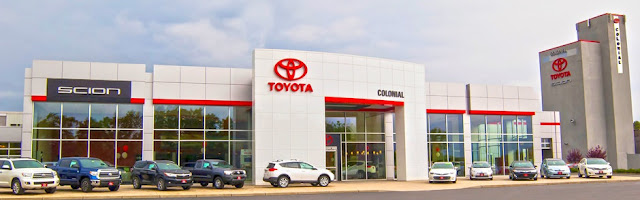 Alamat Dealer Toyota Kota
