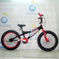 20 Inch Pacific X-Man 3.0 Jumbo Tire BMX Bike