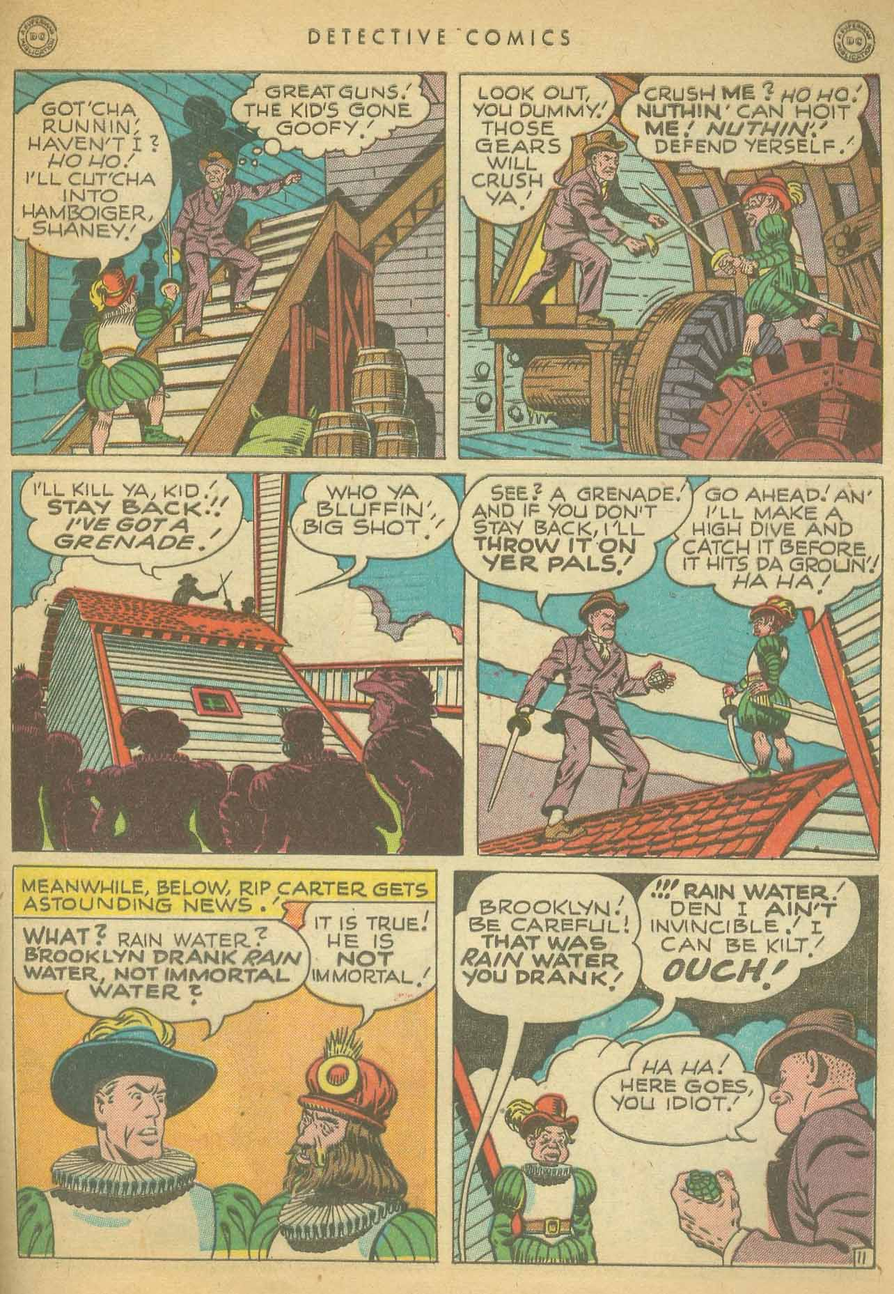 Detective Comics (1937) issue 127 - Page 47