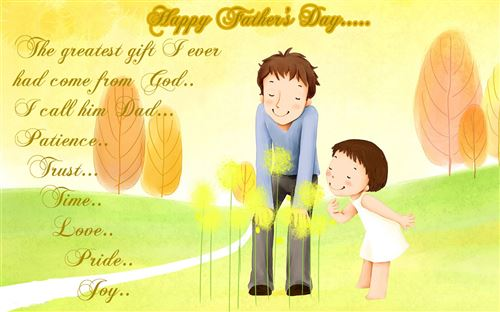 Top Father's Day Greetings Messages