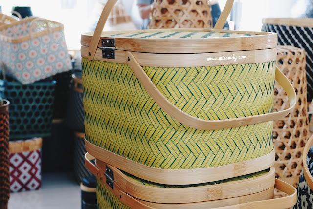 anyaman bambu murah di yogyakarta
